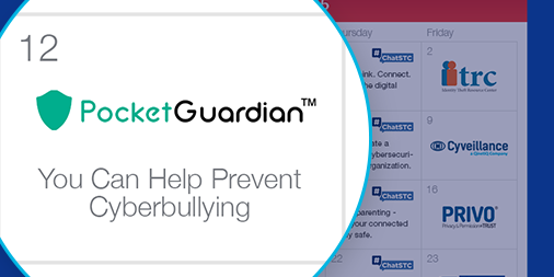You can help prevent cyberbullying