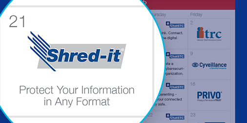 Protect your information in any format