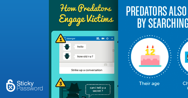 How online predators threaten our children [infographic]