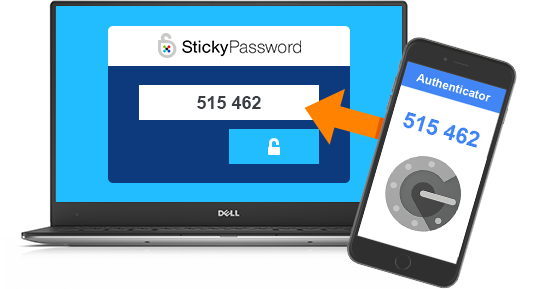 Sticky Password adds two-factor authentication to further protect users passwords