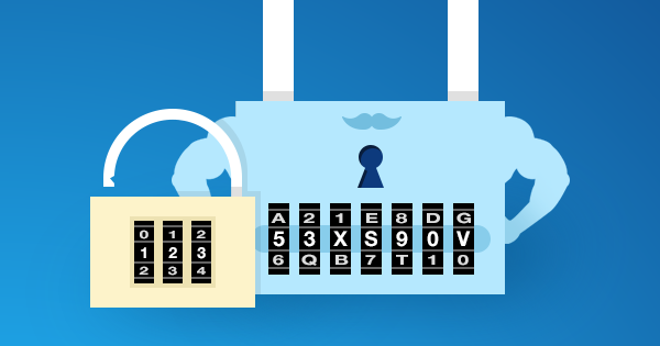 Passwords and luggage locks – how much protection?