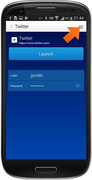Handling accounts with multiple logins on Android