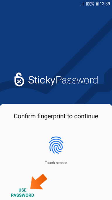 Biometrics: fingerprint authentication on your Android