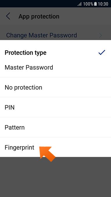 Biometrics: fingerprint authentication on your Android